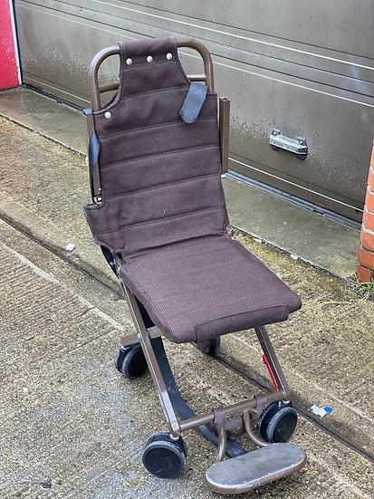 Alitalia A321 onboard wheelchair