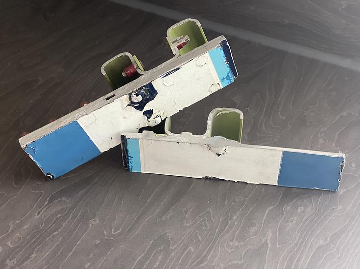 SX-OAD Olympic Airways B747 multi colour off cut