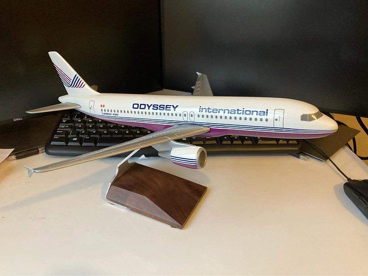 Odyssey International Pacmin A320 1:100 model