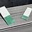 "Thumbnail: Alitalia A321  ""l"" lettering squares 2 colour off cut"