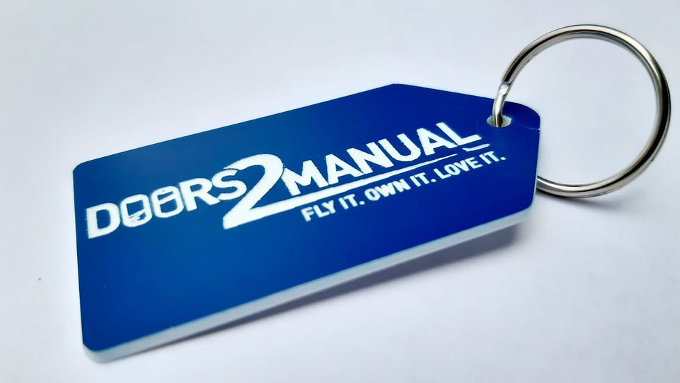 Doors2Manual keyring
