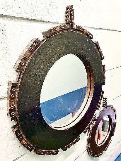 A340/Boeing 747 brake disc mirror