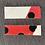 Thumbnail: British Airways G-CIVL red/white/dot off cuts