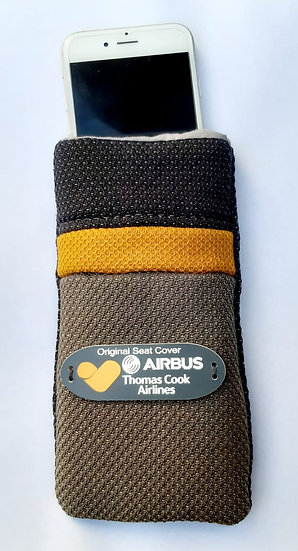 Thomas Cook A330 seat cover phone case