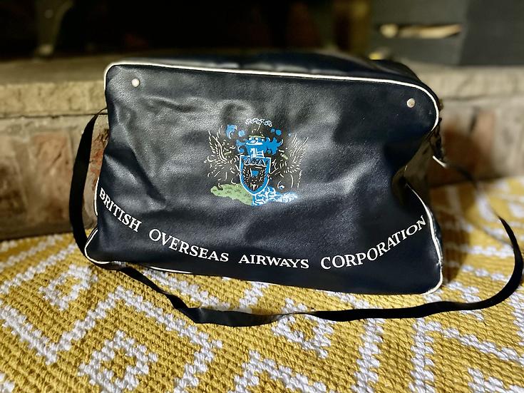 BOAC shoulder bag - original