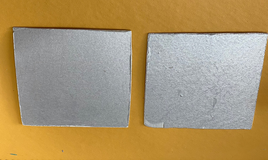 B733 G-GDFH skin sections grey off cuts