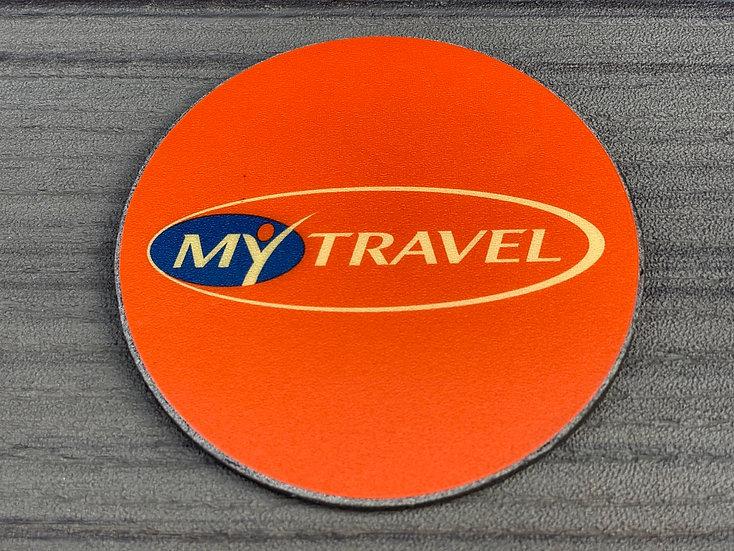 My Travel original coaster