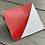 Thumbnail: B733 G-GDFH skin sections RED and GREY off cut