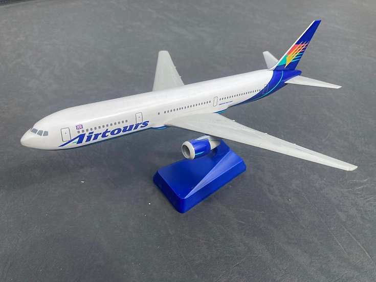 Airtours 767-300 aircraft model