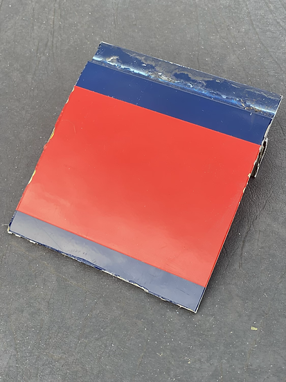 BAe125 CCA Reg ZD704 cowling Skin square red and blue