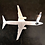 Thumbnail: Aircraft shape keyring