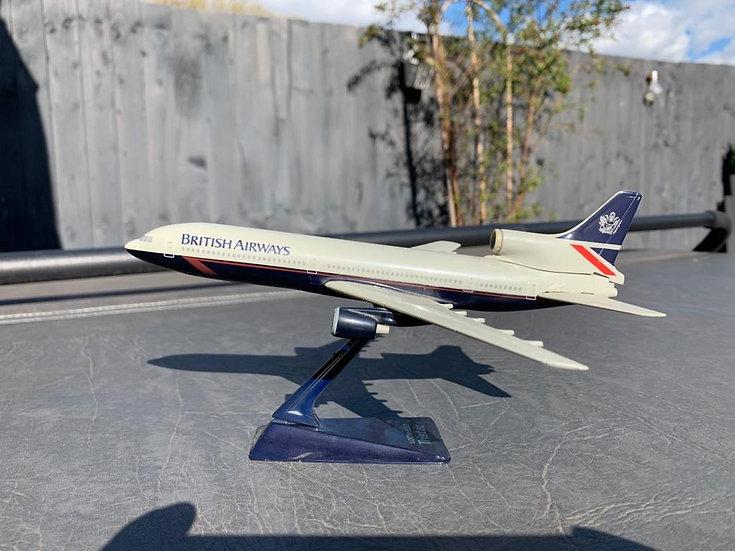British Airways Landor Lockheed Tristar model no box