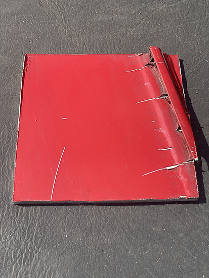 Orient Thai B747 HS-STC red skin square with edge of ridge