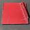 Thumbnail: Orient Thai B747 HS-STC red skin square with edge of ridge