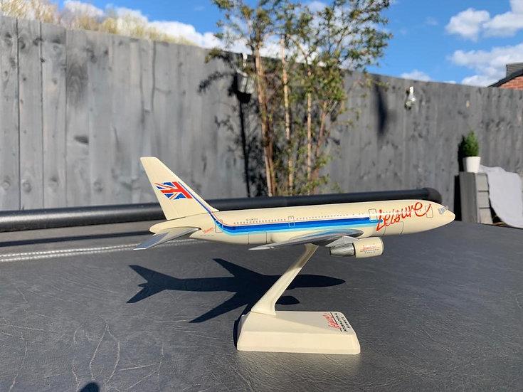 Leisure International Airways B767-300 model