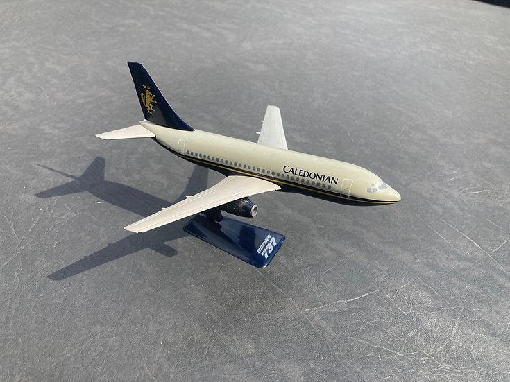 Caledonian 737 aircraft model
