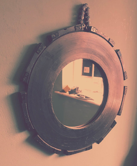 A319 brake disc mirror