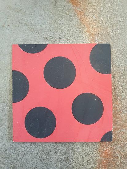 G-CIVL B747 tail skin red/dot skin squares