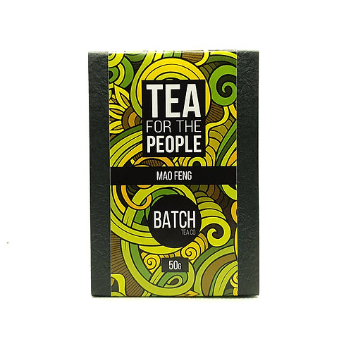 MAO FENG GREEN TEA 50g