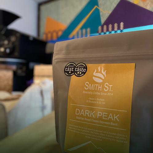 DARK PEAK- Classic Espresso Blend MONTHLY  SUBSCRIPTION