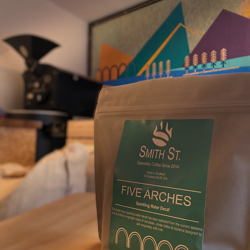 FIVE ARCHES Decaf WEEKLY SUBSCRIPTION