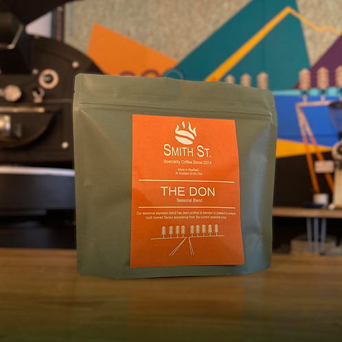 THE DON - Seasonal Espresso Blend MONTHLY SUBSCRIPTION