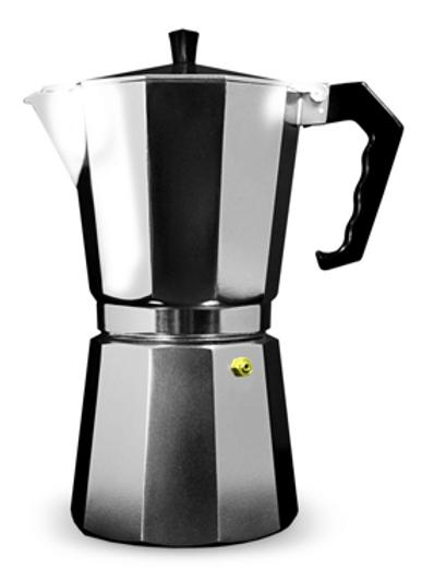 Stove Top - Moka Pot (Grunwerg Café Olé Italian Style Espresso Coffee Maker)