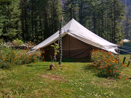 Campin'Wild - Bell Tent - Summers