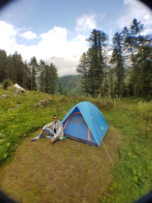 Campin'Wild - Dome Tent - Summers