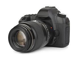 DSLカメラ