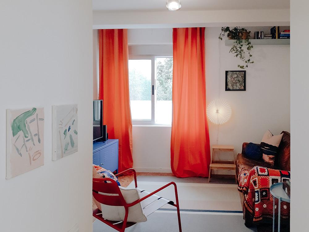 Sala decorada decoração decoradores porto designer interiores
