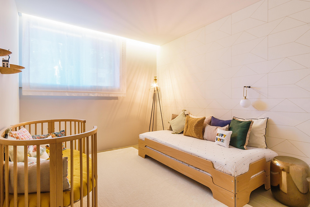 Projeto de renovação de apartamento na Foz. Melhores designers e decoradores Porto.