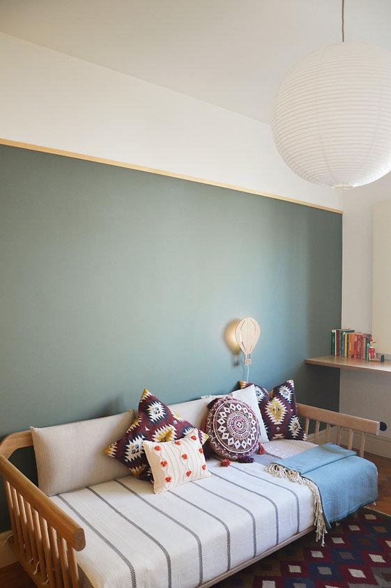 Renovação quarto infantil Tangerinas & P