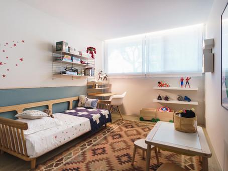 Decoração de quartos de criança: dicas e truques
