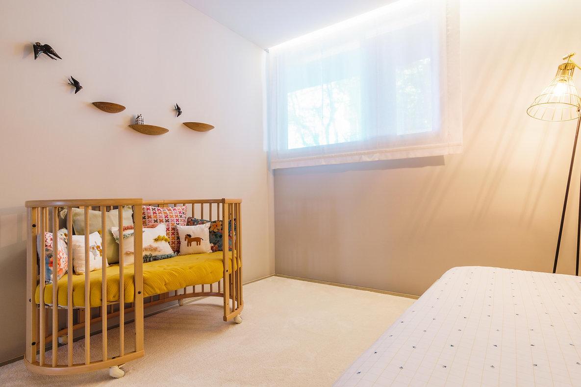 Apartamento transformado no Porto