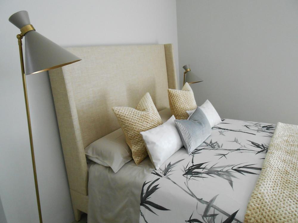 Apartamento com design de interiores e exteriores Tangerinas & Pêssegos. Decoração de todos os espaços a cargo da nossa equipa.