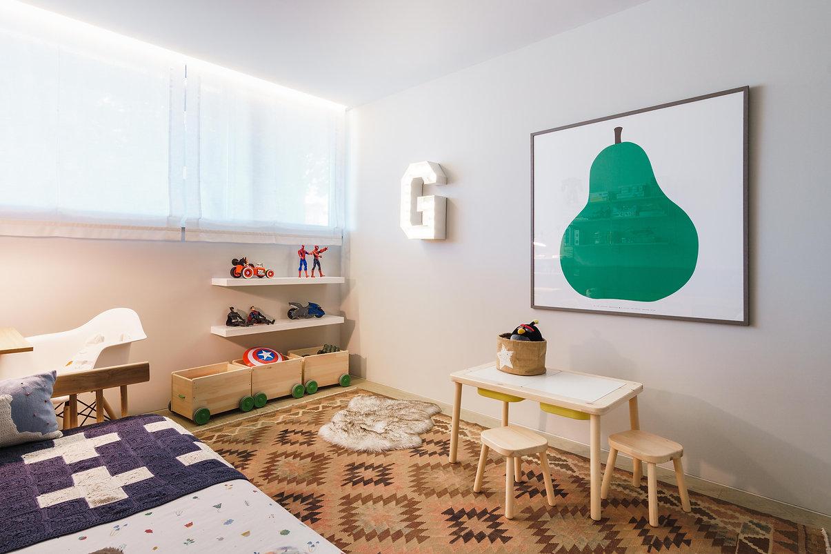 Apartamento renovado_Design de Interiore