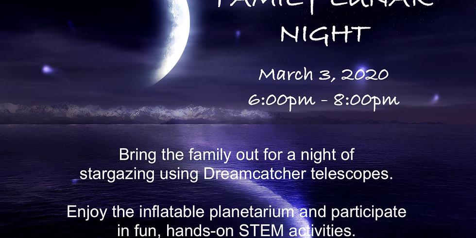 Family Lunar Night