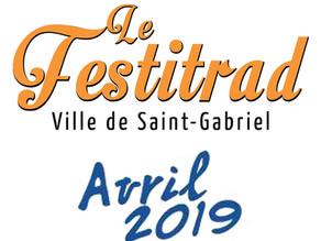 FESTITRAD 2019 | ATELIER DE CHANSONS ET DE TURLUTTES |  Par Mélanie Boucher.