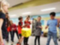 Mélanie Boucher I  Début d'une tournée en milieu scolaire