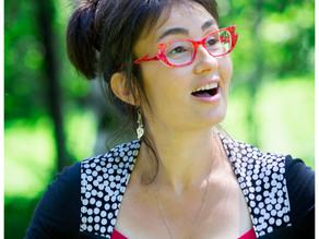 Mélanie Boucher animera en chansons et en jeux traditionnels, La P'tite semaine trad.