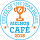 coffe of the year brasil best coffee award 2018 logo