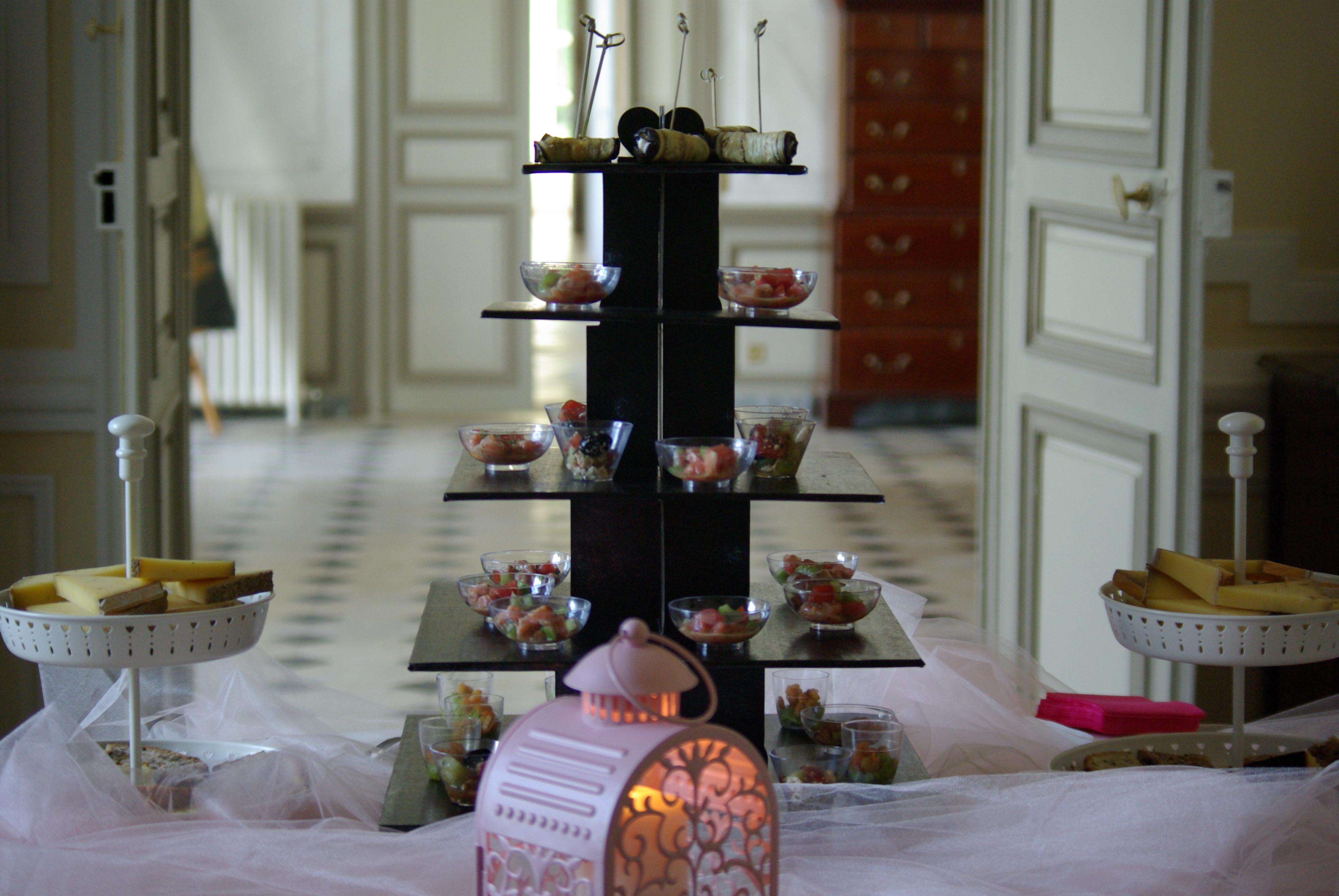 Mariage au Château de Courtomer