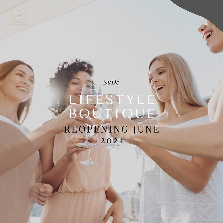 Lifestyle Boutique Reopens!