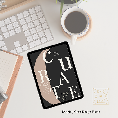 Curated Home E-Book
