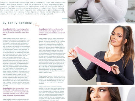 Meet reality personality who starred on the VH1 series Basketball Wives Evelyn Lozada!