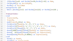 Test-script