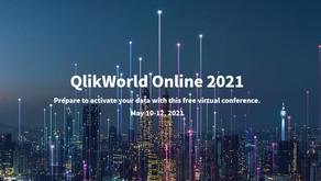 Våra bästa tips till Qlik World 2021
