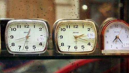 Dela upp tidstämpel till datum och tid