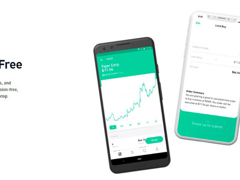 Robinhood is easily the best trading platform for any investor